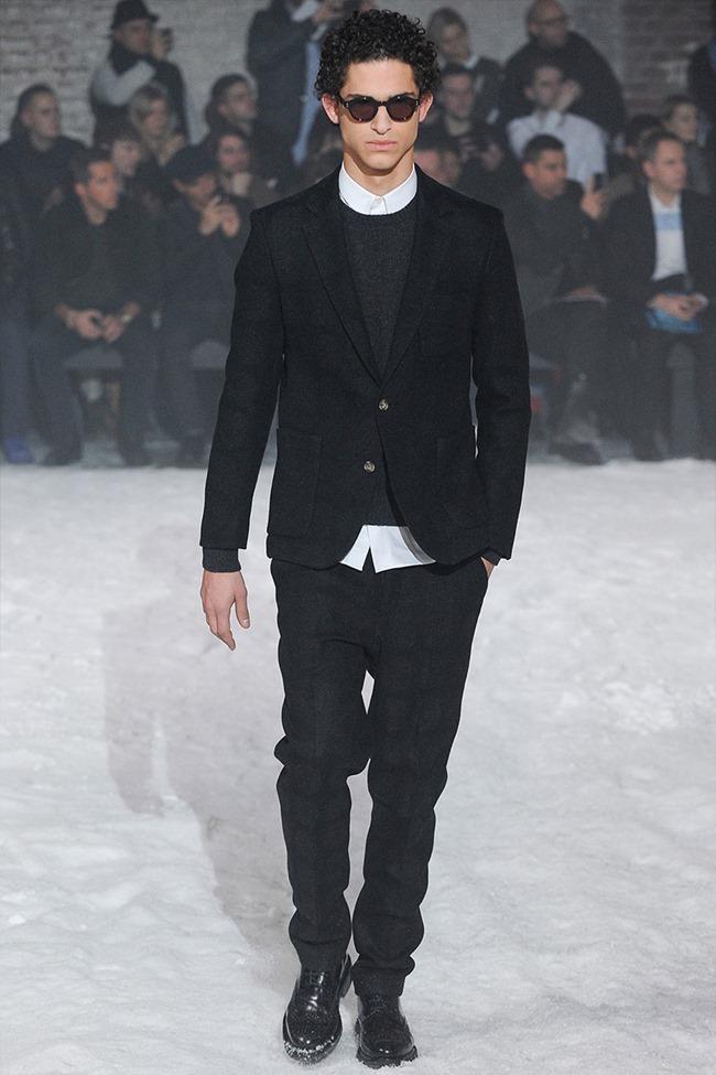 PARIS FASHION WEEK Ami Menswear Fall 2014. www.imageamplified.com, Image Amplified (17)