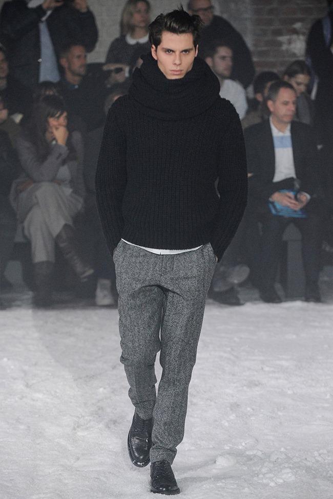 PARIS FASHION WEEK Ami Menswear Fall 2014. www.imageamplified.com, Image Amplified (19)