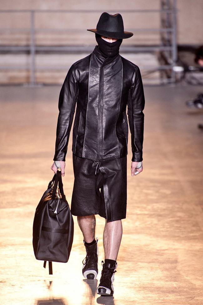 PARIS FASHION WEEK Boris Bidjan Saberi Menswear Fall 2014. www.imageamplified.com, Image Amplified (19)