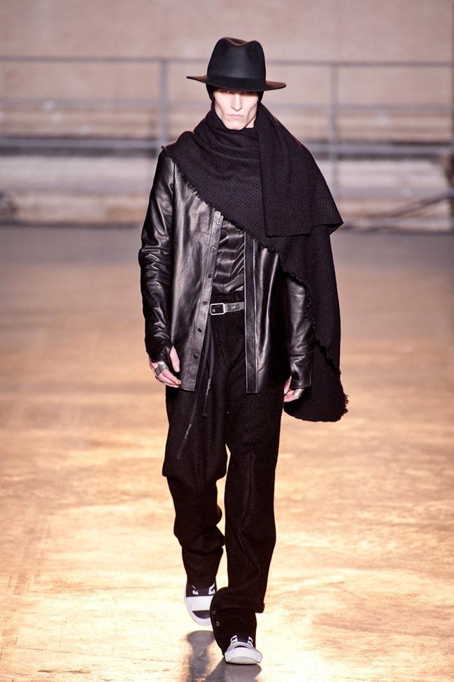 PARIS FASHION WEEK Boris Bidjan Saberi Menswear Fall 2014. www.imageamplified.com, Image Amplified (22)