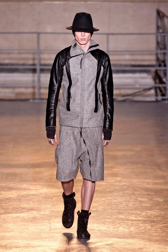 PARIS FASHION WEEK Boris Bidjan Saberi Menswear Fall 2014. www.imageamplified.com, Image Amplified (4)