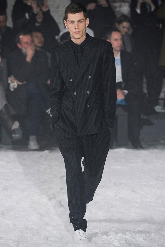 PARIS FASHION WEEK Ami Menswear Fall 2014. www.imageamplified.com, Image Amplified (34)