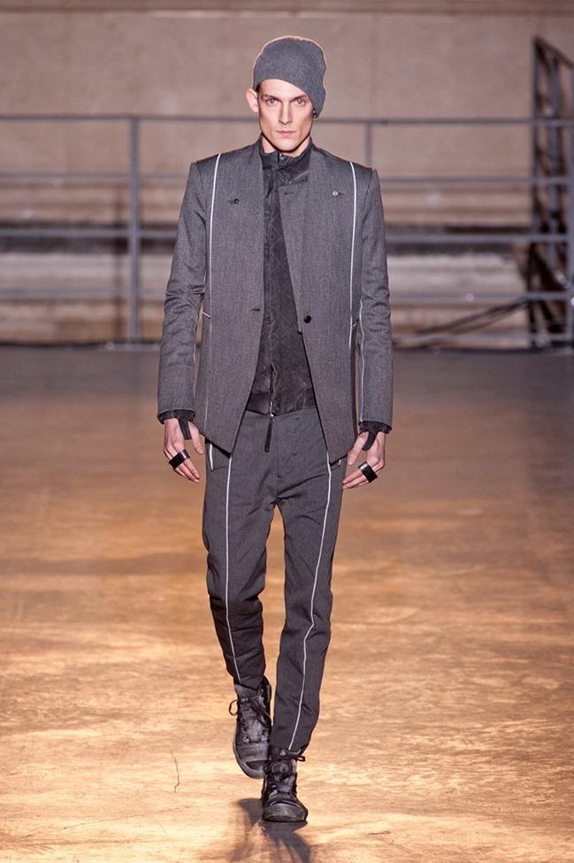 PARIS FASHION WEEK Boris Bidjan Saberi Menswear Fall 2014. www.imageamplified.com, Image Amplified (6)