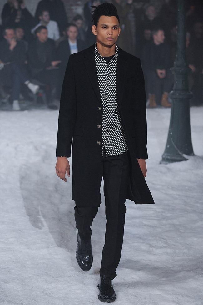 PARIS FASHION WEEK Ami Menswear Fall 2014. www.imageamplified.com, Image Amplified (37)