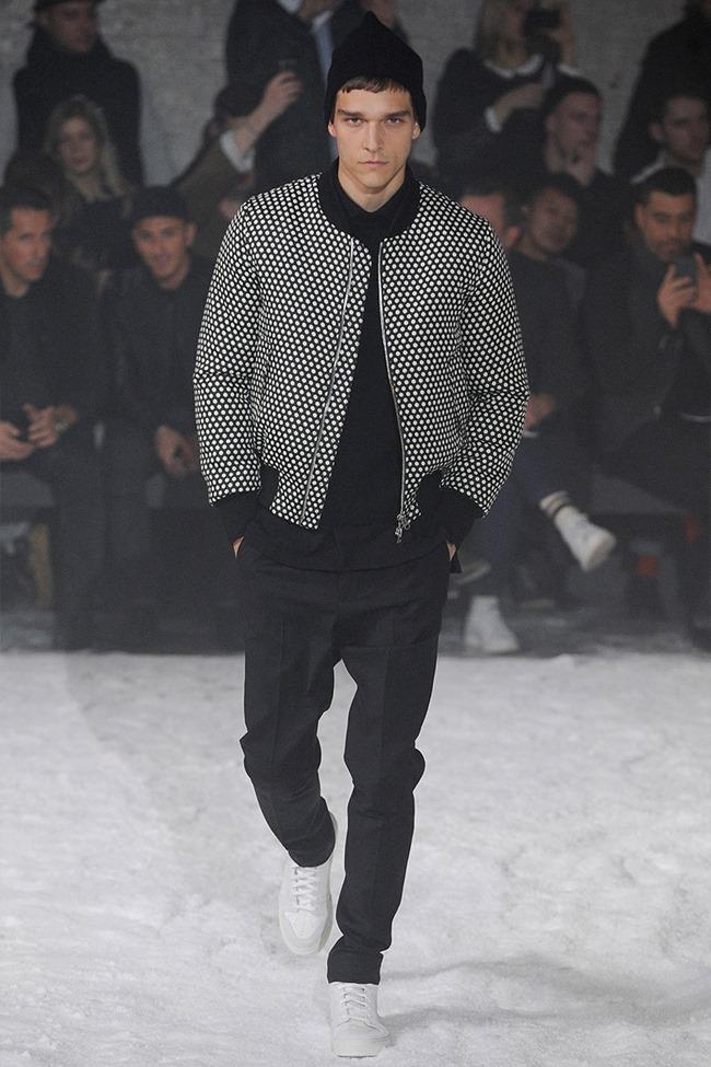 PARIS FASHION WEEK Ami Menswear Fall 2014. www.imageamplified.com, Image Amplified (38)