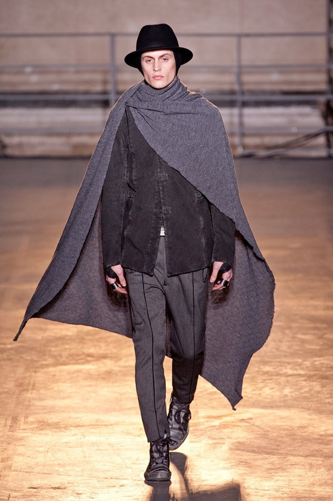 PARIS FASHION WEEK Boris Bidjan Saberi Menswear Fall 2014. www.imageamplified.com, Image Amplified (9)