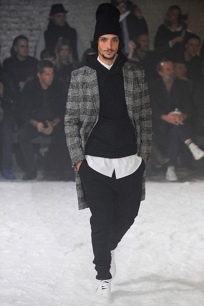 PARIS FASHION WEEK Ami Menswear Fall 2014. www.imageamplified.com, Image Amplified (2)