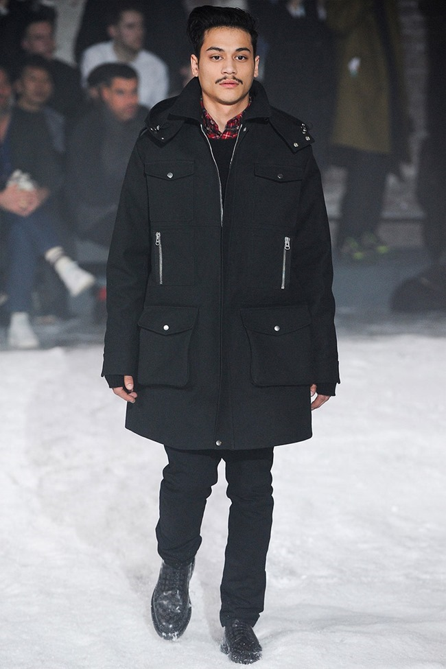 PARIS FASHION WEEK Ami Menswear Fall 2014. www.imageamplified.com, Image Amplified (7)