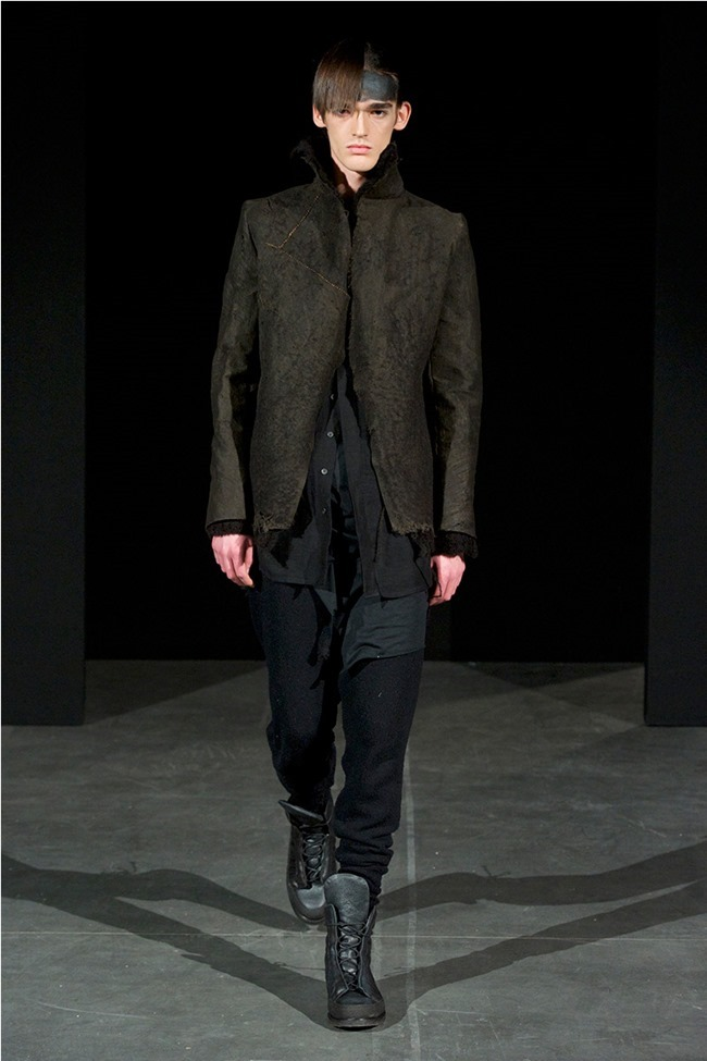 PARIS FASHION WEEK Cedric Jacquemyn Menswear Fall 2014. www.imageamplified.com, Image Amplified (2)