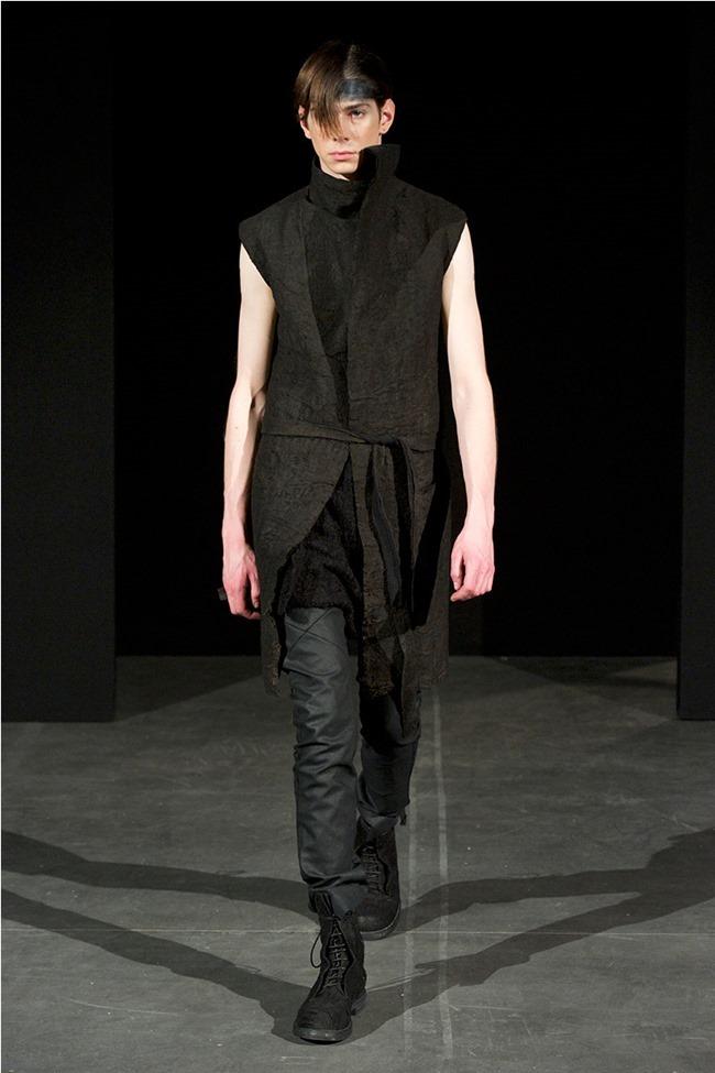 PARIS FASHION WEEK Cedric Jacquemyn Menswear Fall 2014. www.imageamplified.com, Image Amplified (4)