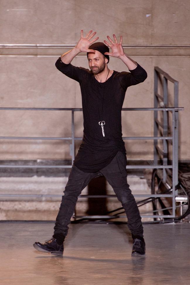 PARIS FASHION WEEK Boris Bidjan Saberi Menswear Fall 2014. www.imageamplified.com, Image Amplified (15)
