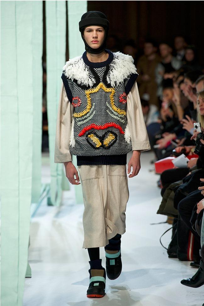 PARIS FASHION WEEK Henrik Vibskov Menswear Fall 2014. www.imageamplified.com, Image Amplified (30)