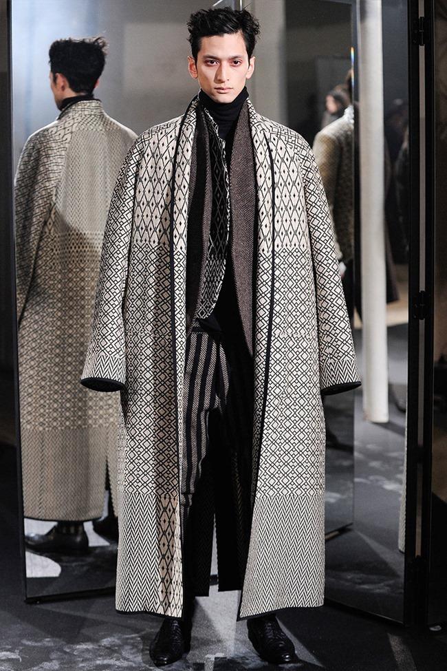 PARIS FASHION WEEK haider Ackermann Menswear Fall 2014. www.imageamplified.com, Image Amplified (13)