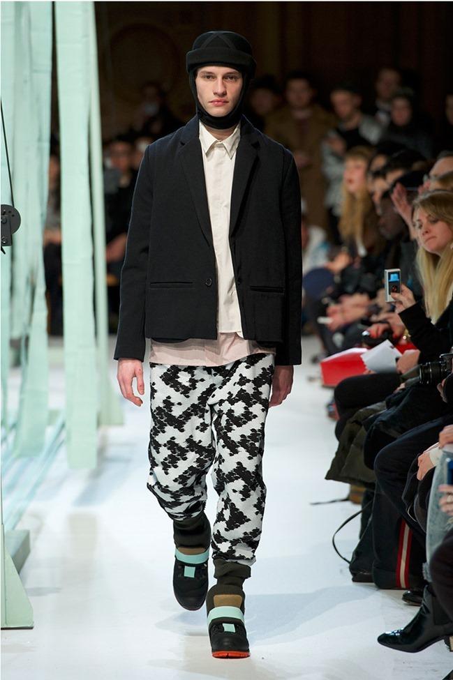 PARIS FASHION WEEK Henrik Vibskov Menswear Fall 2014. www.imageamplified.com, Image Amplified (31)