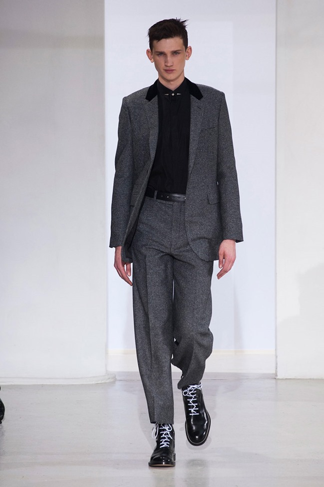 PARIS FASHION WEEK John Lawrence Sullivan Menswear Fall 2014. www.imageamplified.com, Image Amplified (58)