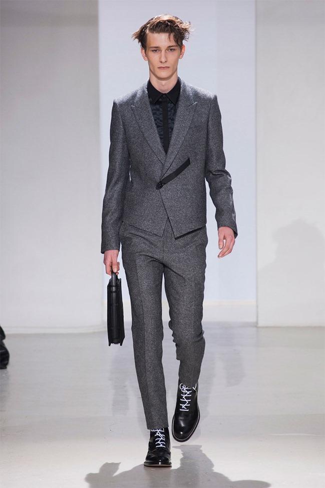 PARIS FASHION WEEK John Lawrence Sullivan Menswear Fall 2014. www.imageamplified.com, Image Amplified (59)
