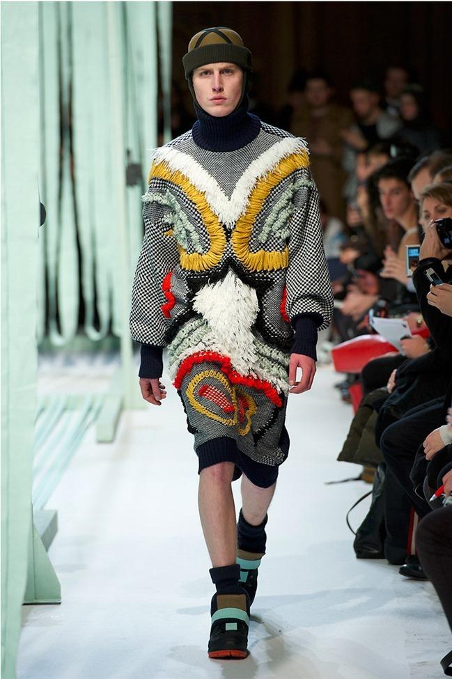 PARIS FASHION WEEK Henrik Vibskov Menswear Fall 2014. www.imageamplified.com, Image Amplified (8)