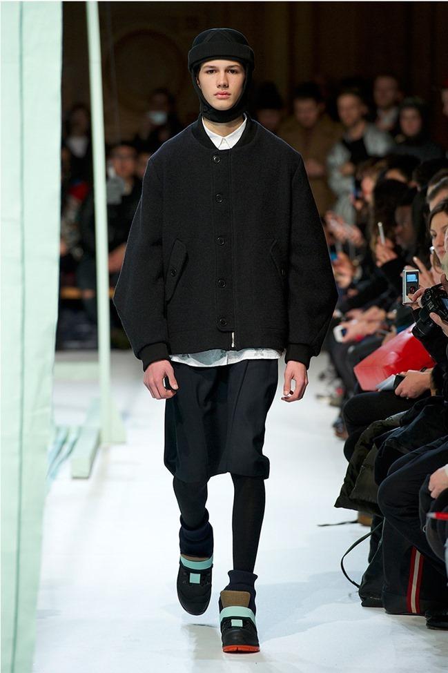 PARIS FASHION WEEK Henrik Vibskov Menswear Fall 2014. www.imageamplified.com, Image Amplified (18)