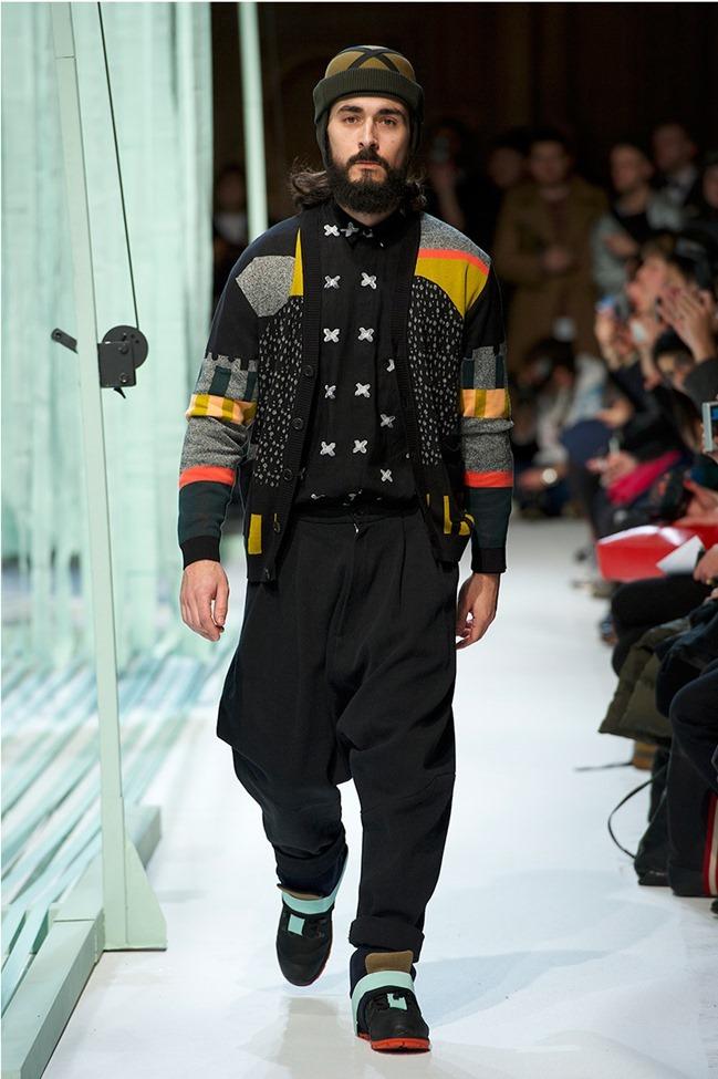 PARIS FASHION WEEK Henrik Vibskov Menswear Fall 2014. www.imageamplified.com, Image Amplified (24)