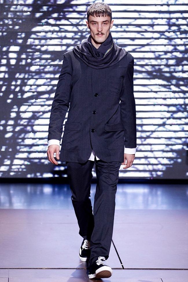 PARIS FASHION WEEK Julien David Menswear Fall 2014. www.imageamplified.com, Image Amplified (15)