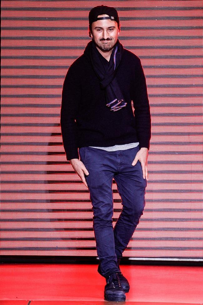 PARIS FASHION WEEK Julien David Menswear Fall 2014. www.im ageamplified.com, Image Amplified (16)
