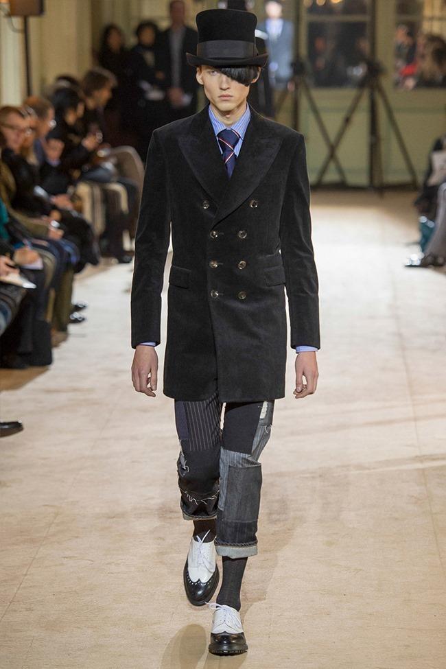 PARIS FASHION WEEK Junya Watanabe Menswear Fall 2014. www.imageamplified.com, Image Amplified (14)