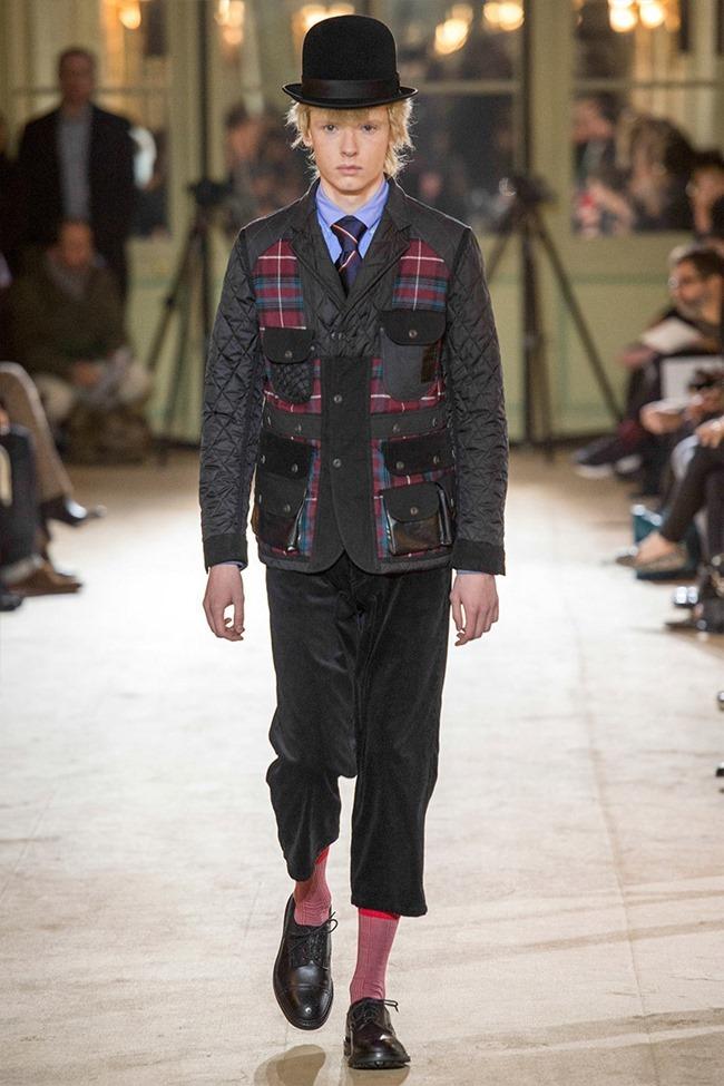 PARIS FASHION WEEK Junya Watanabe Menswear Fall 2014. www.imageamplified.com, Image Amplified (23)