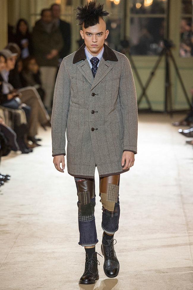 PARIS FASHION WEEK Junya Watanabe Menswear Fall 2014. www.imageamplified.com, Image Amplified (39)