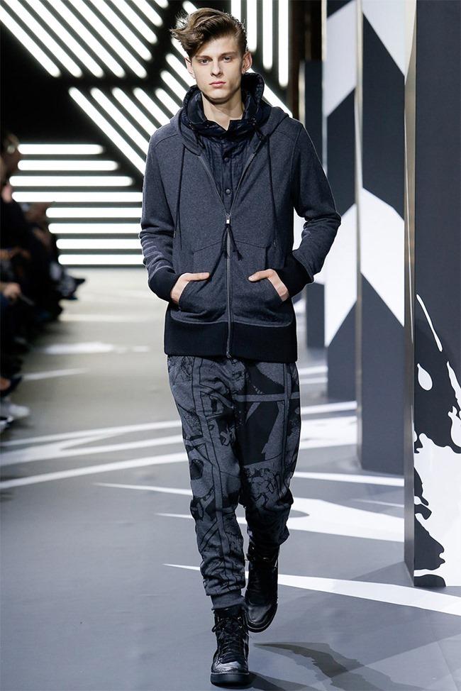 PARIS FASHION WEEK Y-3 Menswear Fall 2014. www.imageamplified.com, Image Amplified (28)