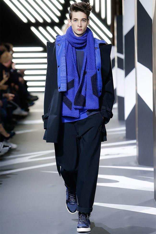 PARIS FASHION WEEK Y-3 Menswear Fall 2014. www.imageamplified.com, Image Amplified (7)