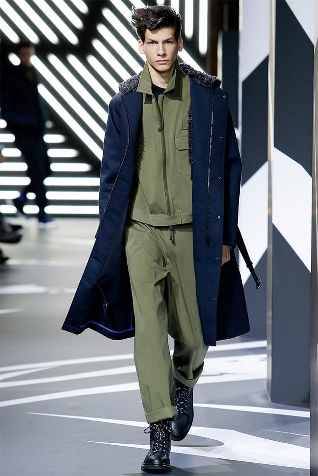 PARIS FASHION WEEK Y-3 Menswear Fall 2014. www.imageamplified.com, Image Amplified (10)