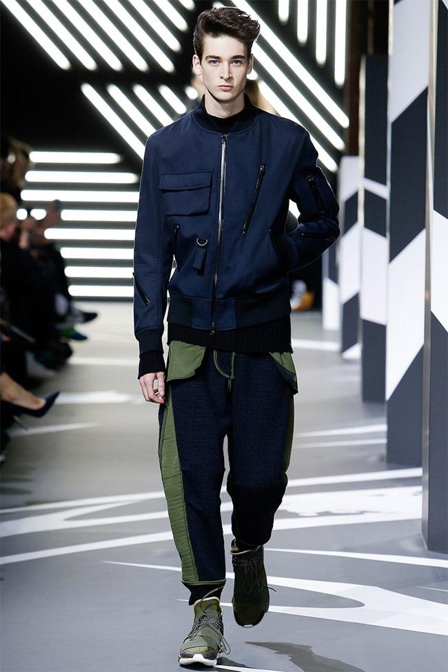 PARIS FASHION WEEK Y-3 Menswear Fall 2014. www.imageamplified.com, Image Amplified (14)