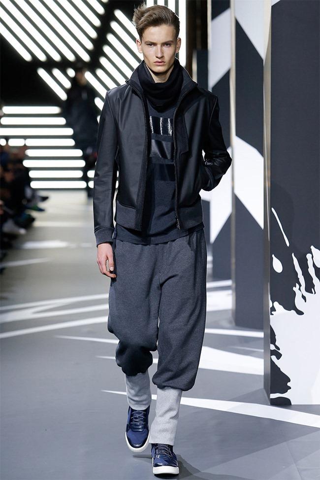 PARIS FASHION WEEK Y-3 Menswear Fall 2014. www.imageamplified.com, Image Amplified (17)