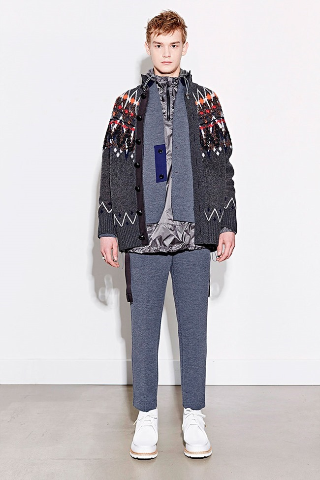 PARIS FASHION WEEK Sacai Menswear Fall 2014. www.imageamplified.com, Image Amplified (22)