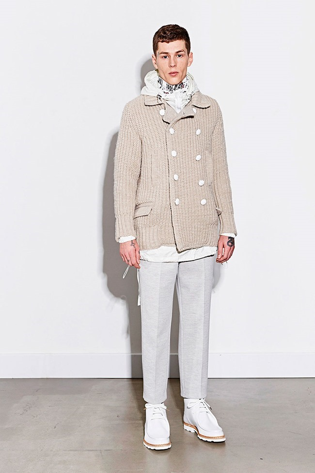 PARIS FASHION WEEK Sacai Menswear Fall 2014. www.imageamplified.com, Image Amplified (2)