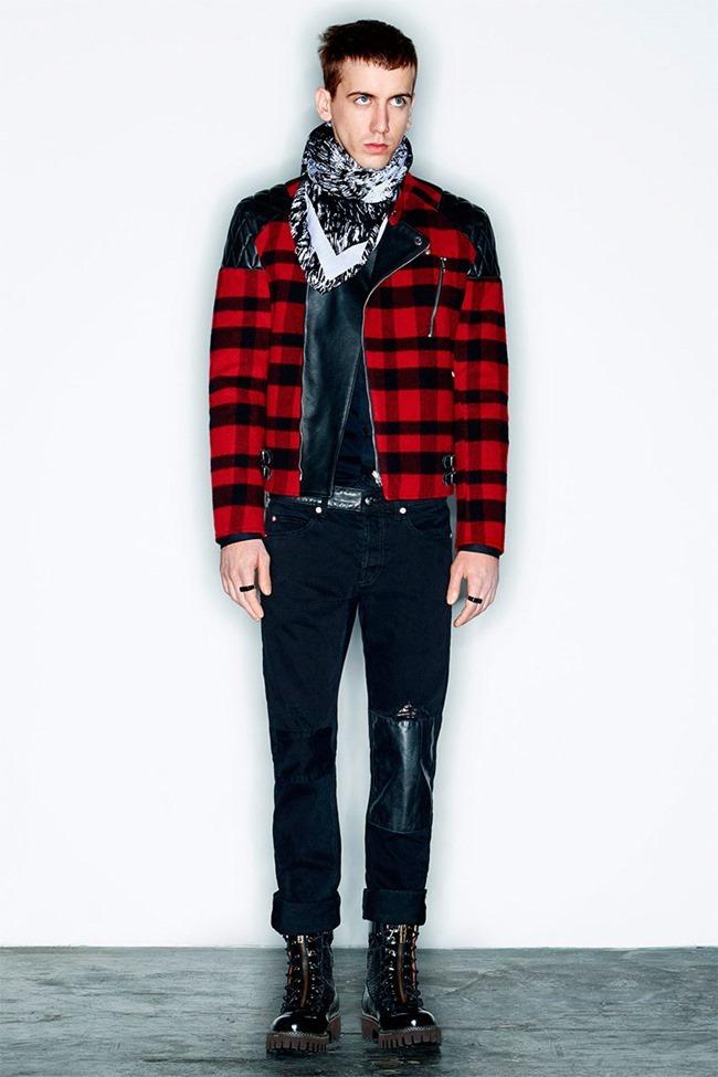 PARIS FASHION WEEK McQ Menswear Fall 2014. www.imageamplified.com, Image Amplified (2)