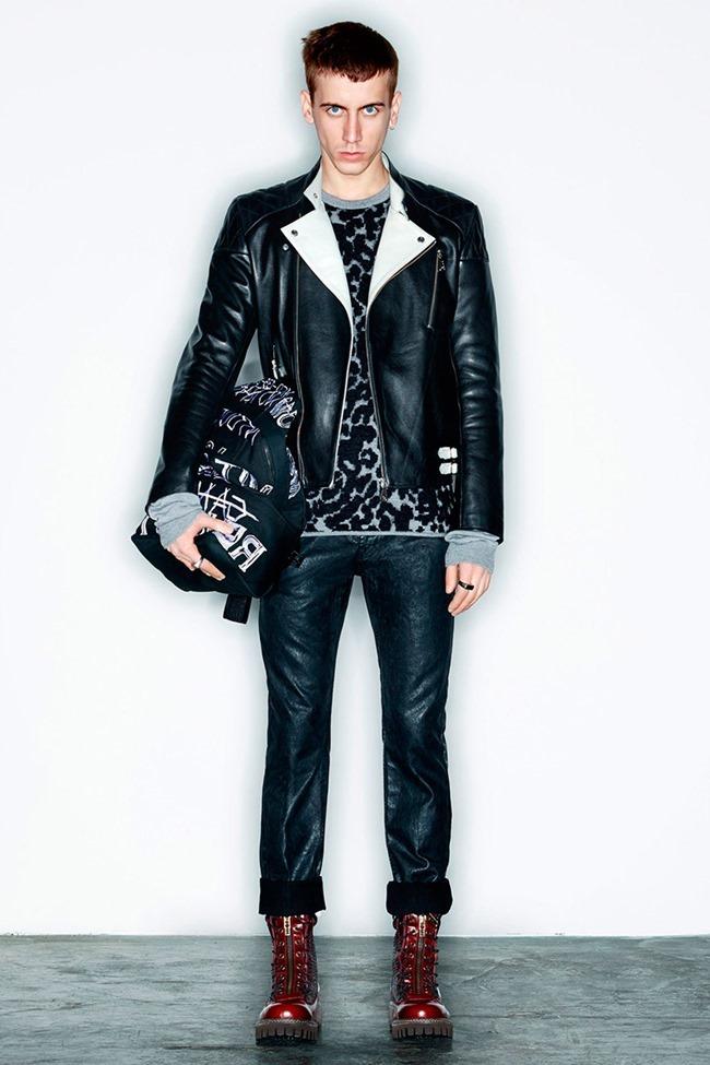 PARIS FASHION WEEK McQ Menswear Fall 2014. www.imageamplified.com, Image Amplified (7)
