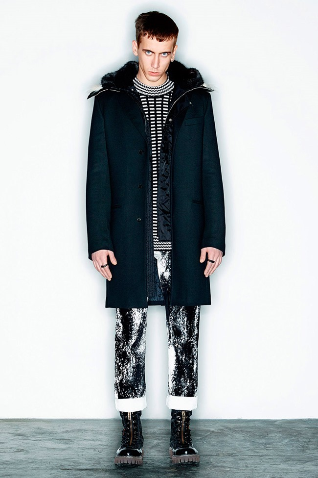 PARIS FASHION WEEK McQ Menswear Fall 2014. www.imageamplified.com, Image Amplified (23)