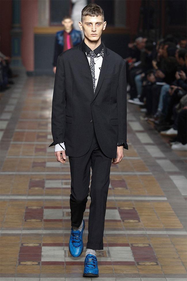 PARIS FASHION WEEK Lanvin Menswear Fall 2014. www.imageamplified.com, Image Amplified (40)