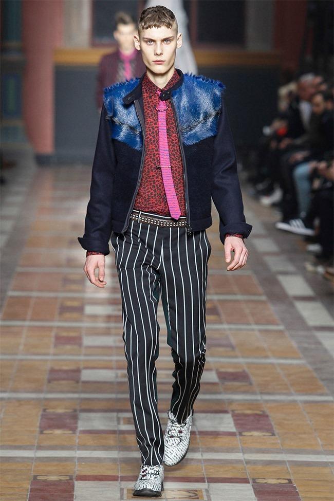 PARIS FASHION WEEK Lanvin Menswear Fall 2014. www.imageamplified.com, Image Amplified (41)