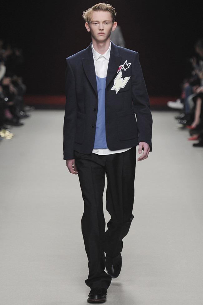PARIS FASHION WEEK Kris Van Assche Menswear Fall 2014. www.imageamplified.com, Image Amplified (16)