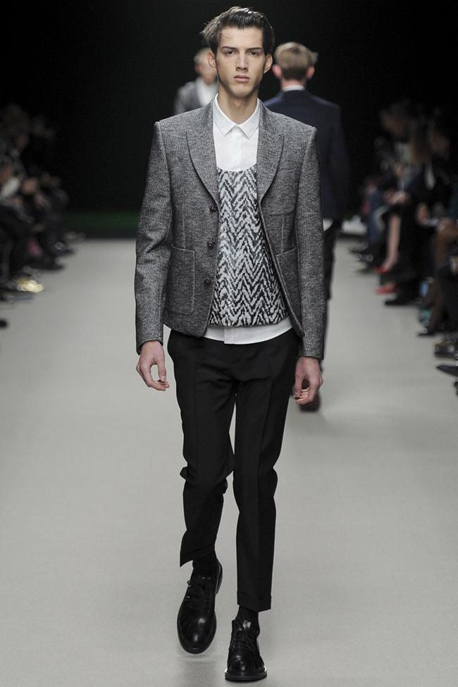 PARIS FASHION WEEK Kris Van Assche Menswear Fall 2014. www.imageamplified.com, Image Amplified (17)