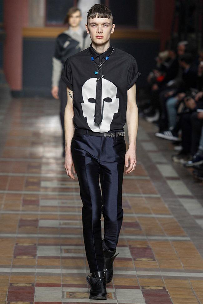 PARIS FASHION WEEK Lanvin Menswear Fall 2014. www.imageamplified.com, Image Amplified (7)