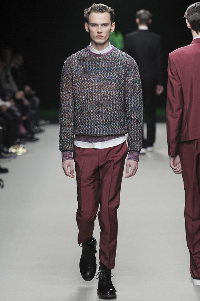 PARIS FASHION WEEK Kris Van Assche Menswear Fall 2014. www.imageamplified.com, Image Amplified (25)
