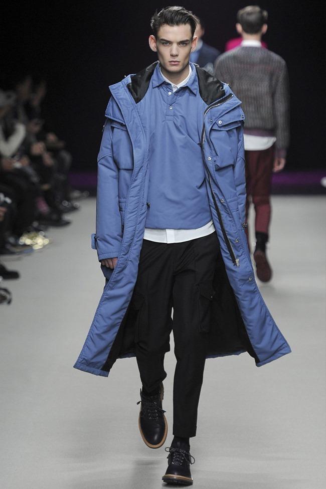 PARIS FASHION WEEK Kris Van Assche Menswear Fall 2014. www.imageamplified.com, Image Amplified (26)