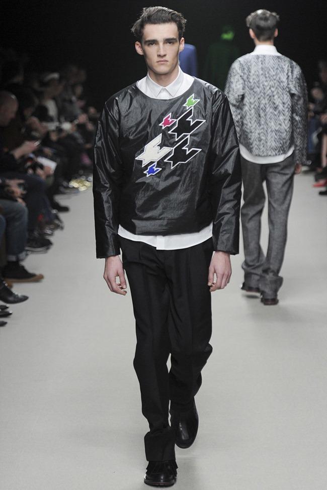 PARIS FASHION WEEK Kris Van Assche Menswear Fall 2014. www.imageamplified.com, Image Amplified (29)