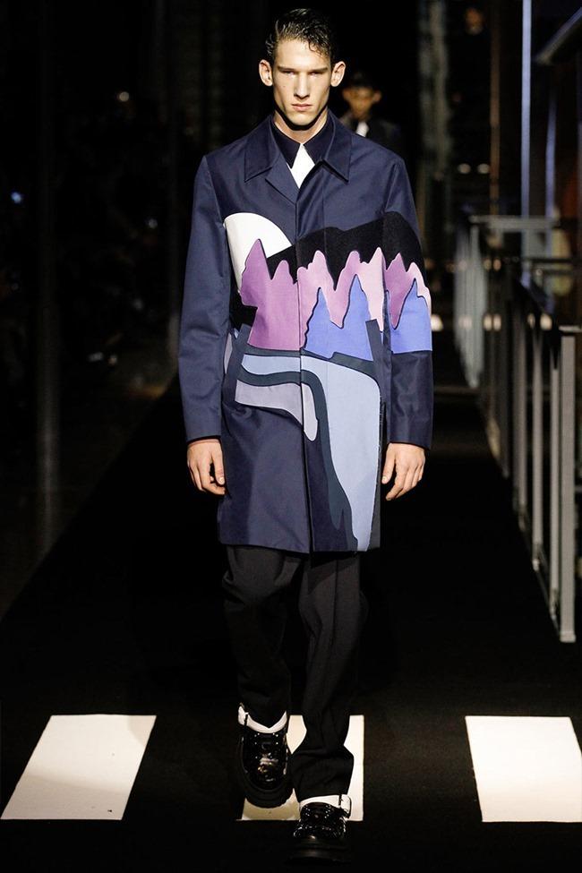 PARIS FASHION WEEK Kenzo Menswear Fall 2014. www.imageamplified.com, Image Amplified (12)