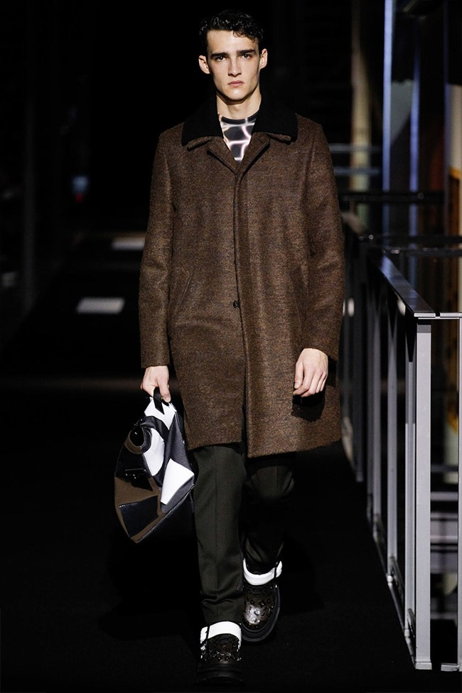 PARIS FASHION WEEK Kenzo Menswear Fall 2014. www.imageamplified.com, Image Amplified (19)