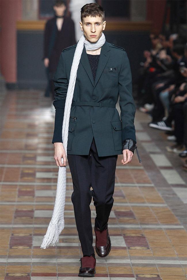 PARIS FASHION WEEK Lanvin Menswear Fall 2014. www.imageamplified.com, Image Amplified (21)