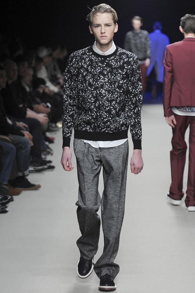 PARIS FASHION WEEK Kris Van Assche Menswear Fall 2014. www.imageamplified.com, Image Amplified (12)